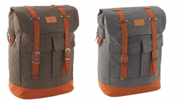 Easy Camp Daypack INDIANAPOLIS Backpack - COFFEE or Denim